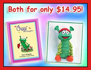 SALE SPECIAL - CAPPY + CAPPY INTRODUCTORY BOOK